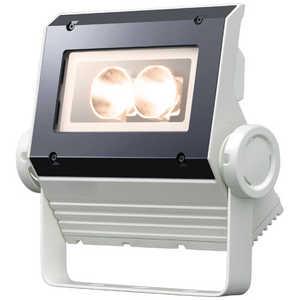 岩崎電気 LEDioc FLOOD NEO (レディオック フラッド ネオ) 40クラス 狭角タイプ 電球色タイプ ECF0498LSAN8W