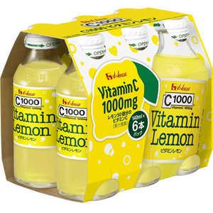 ハウスウェルネスフーズ C1000 ビタミンレモン 140mlx6B VC C1000ビタミンレモン
