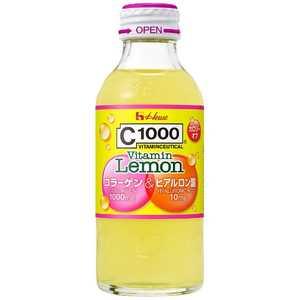 ハウスウェルネスフーズ C1000 ビタミンレモンコラーゲン&ヒアルロン酸140ml VC ビタミンレモンコラーゲンヒアルロン