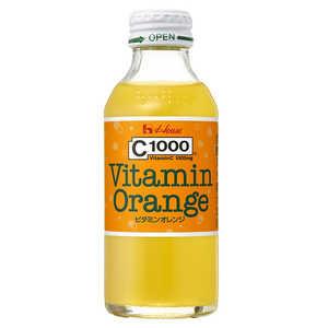 ハウスウェルネスフーズ C1000ビタミンオレンジ 140ml VC C1000ビタミンオレンシ140ML