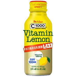 ハウスウェルネスフーズ C1000 ビタミンレモン乳酸菌L-137 120mL C1000VLニユウサンキン