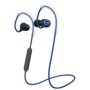 ラディウス Sports Bluetooth Seriesマグネット付き小型化タイプ ブルー[マイク対応] ブルー HPS100BTB