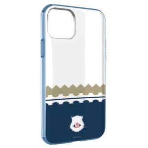 グルマンディーズ 鬼滅の刃 IIII fit Clear iPhone11/XR対応ケース 嘴平 伊之助 KMY14D
