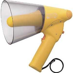 TOA 防滴メガホン(6W・ホイッスル音付) 装備#メガホン ER1106W
