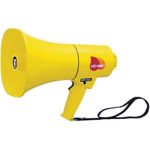 ノボル電機製作所 ノボル レイニーメガホン15W 防水仕様 ホイッスル音付き(電池別売) ドットコム専用 TS714