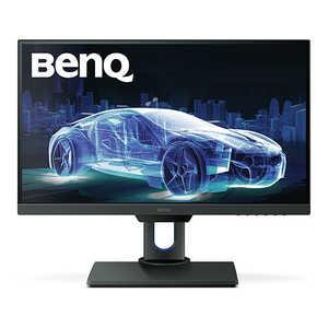 BENQ PCモニター 25型 グレー [ワイド/WQHD(2560×1440)] PD2500Q