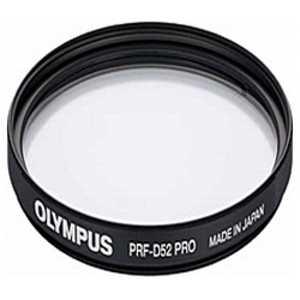 オリンパス OLYMPUS プロテクトフィルター 黒 PRFD52PRO