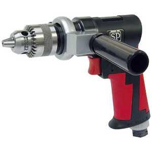 エスピーエアー SP 超軽量低速スポットドリル10mm(正逆回転機構付き) ドットコム専用 SP7520