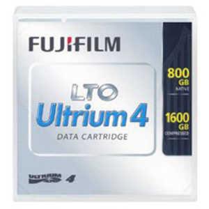 富士フイルム FUJIFILM LTOデータカートリッジ 1巻パック(800GB/圧縮時1600GB) LTOFBUL4800GU
