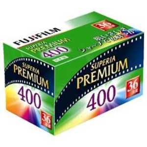 富士フイルム FUJIFILM PREMIUM 400 36枚撮り 135PREMIUM36EX1