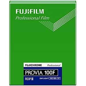 富士フイルム FUJIFILM 「シートフィルム」プロビア100F 4×5インチ 20枚入(新パッケージ) CUTPROVIA100FNP4X520