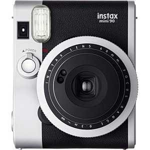 富士フイルム FUJIFILM インスタントカメラ instax mini 90 『チェキ』 ネオクラシック INSMINI90NC
