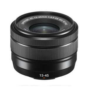 富士フイルム FUJIFILM Xシリーズ 交換レンズ ブラック FXC1545F3.55.6B