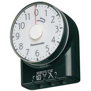 パナソニック Panasonic ダイヤルタイマー(11時間形) タイマー#BP WH3101