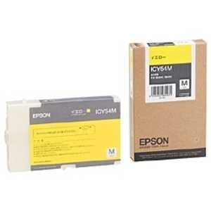 エプソン EPSON インクカートリッジ ICY54M