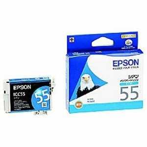 エプソン EPSON インクカートリッジ ICC55