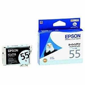 エプソン EPSON インクカートリッジ ICLC55