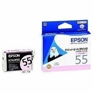 エプソン EPSON インクカートリッジ ICVLM55