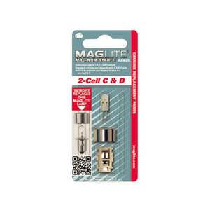 MAGLITE マグライト MAG-NUM STAR II 2セル用 交換球 LMXA201Y