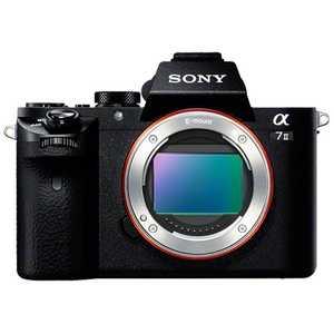 ソニー SONY デジタル一眼カメラ α7II「ボディ(レンズ別売)」 ILCE7M2BQ