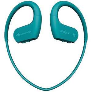 Sony ヘッドホン一体型ウォークマン Wシリーズ  : 4GB スポーツ用 Bluetooth対応 防水/海水/防塵/耐寒熱性能搭載 外音取込み機能搭載 NW-WS623 L デジタルオーディオプレーヤー