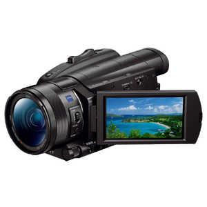 ソニー SONY デジタル4Kビデオカメラレコーダー FDRAX700