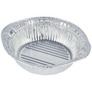 パール金属 IHアルミ箔丸鍋17cm900ml3枚入 HB2780