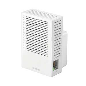 エレコム ELECOM WTC-C1167GC-W 無線LAN(Wi-Fi)中継機 【コンセント直挿型】867+300Mbps ホワイト [ac/n/a/g/b] WTCC1167GCW