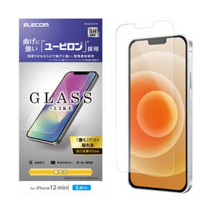 エレコム ELECOM iPhone 12 mini フィルム ユーピロン(R) ユーピロン ユーピロン PMA20AFLUPN