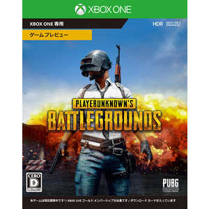 PLAYERUNKNOWN'S BATTLEGROUNDS [ゲームプレビュー版] [Xbox One]