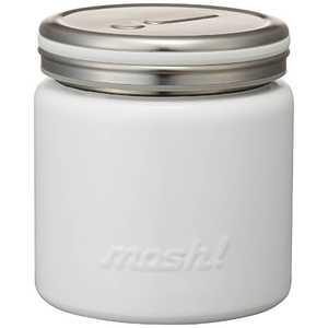 ドウシシャ フードポット「mosh!」(容量300ml) WH DMFP300
