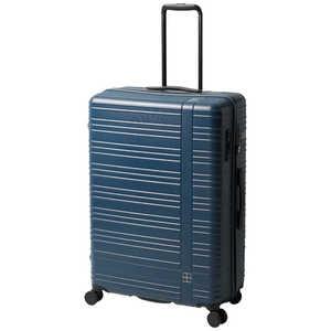 東急ハンズ hands+ スーツケース カラーシリーズ ジップ ターコイズ [90L] ターコイズ 19H+TT043