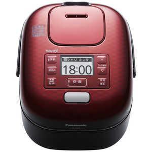 パナソニック 可変圧力IHジャー炊飯器  おどり炊き SR-JX058-K 炊飯器
