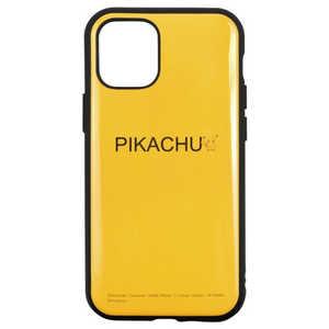 グルマンディーズ ポケットモンスター IIII fit iPhone 12 mini 5.4インチ対応ケース ピカチュウ ピカチュウ POKE663A