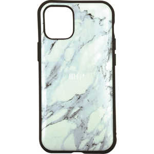 グルマンディーズ IIII fit Premium Series iPhone 12 mini 5.4インチ対応 ケース マーブル マーブル IFT67MBL