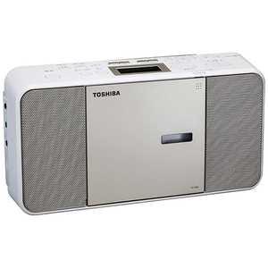 東芝 CDラジオ TY-C300(N) ラジカセ/CDラジオ