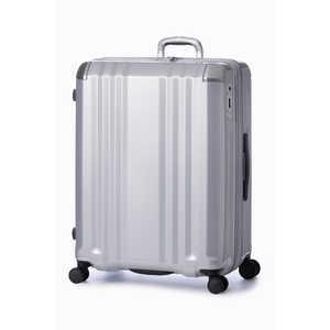 A.L.I スーツケース ハードキャリー 102L(120L) デカかるEdge シルバー H102SL ALI008102