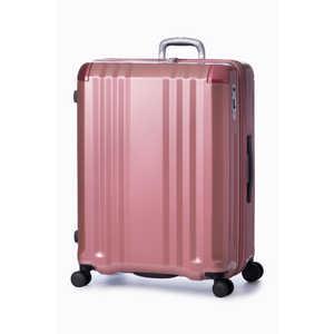 A.L.I スーツケース ハードキャリー 102L(120L) デカかるEdge ピンクゴールド H102PKGD ALI008102