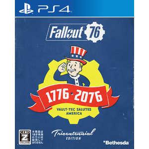Fallout 76 Tricentennial Edition [PS4]