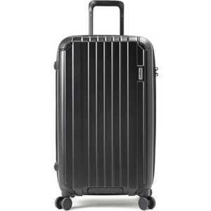 BERMAS スーツケース 72L HERITAGE anagram ブラック H072BK 6049510