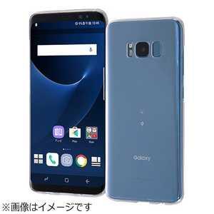レイアウト Galaxy S8用 ハードケース 3Hコート クリア RTGS8C3CM