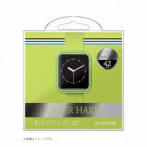 MSソリューションズ LEPLUS Apple Watch 42mm ハードケース CGR LPAW42HGCGR