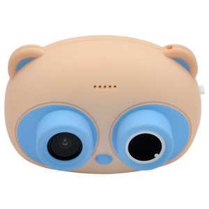 ハイテックジャパン HELIWAY Mini Kids Camera PANDA(ミニキッズカメラ パンダ) ベージュ ベージュ HWC22BG