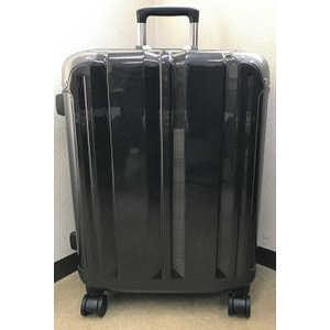 SAMSUFFIT スーツケース 58L Black Carbon [TSAロック搭載] H058BKC SS100060