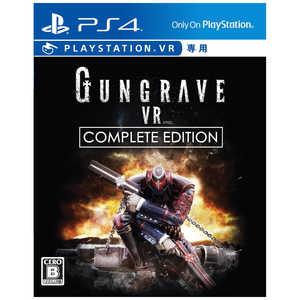 GUNGRAVE VR COMPLETE EDITION [限定版] [PS4]