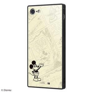 INGREM iPhone SE(第2世代)4.7インチ/iPhone 8/7用 『ディズニーキャラクター OTONA』 Web専用 IQDP7K1BMK1