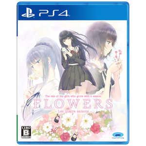 プロトタイプ PS4ゲームソフト PLJM-16336 フラワーズシキ
