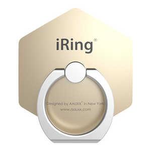 UNIQ iRing Hex ゴールド UMSIR08IMHGO