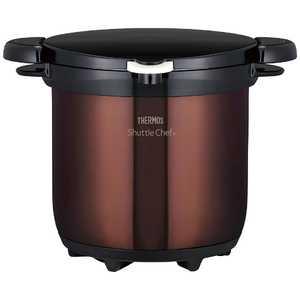 サーモス 真空保温調理器「シャトルシェフ」(4.5L) CBW KBG4500