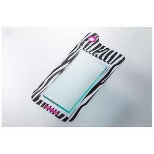 坂本ラヂヲ スマートフォン用「幅73mm/5.2インチ」 Splash Proof ケース Zebra SPC104COOL2